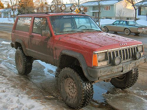 Jeep Cherokee Sport V6: Photos, Reviews, News, Specs, Buy car