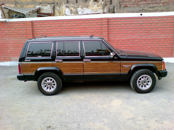 Jeep Cherokee Wagoneer Picture 3 Reviews News Specs