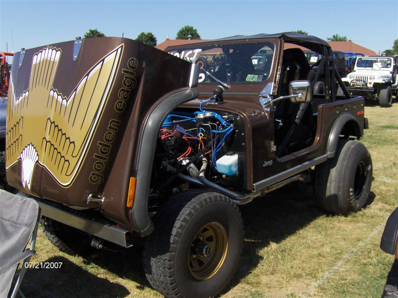 Jeep Cj 7 Golden Eagle Photos News Reviews Specs Car