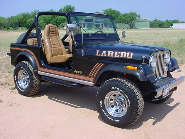 Jeep CJ7 Laredo  Photos, News, Reviews, Specs, Car listings