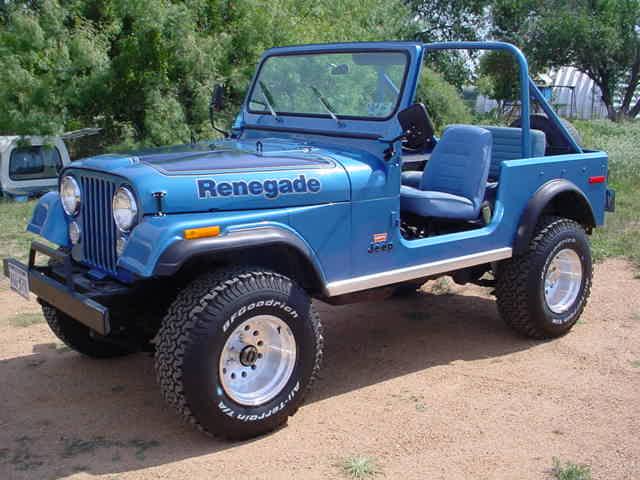 Jeep CJ5:picture # 3 , reviews, news, specs, buy car
