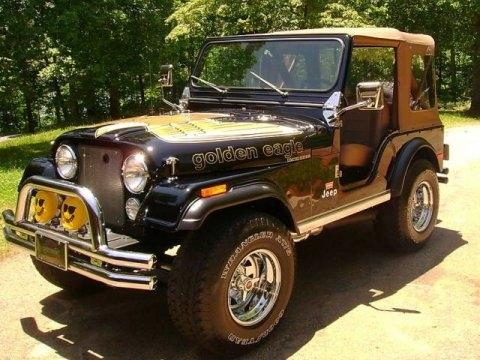 Jeep Golden Eagle Photos Reviews News Specs Buy Car