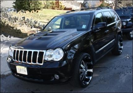 Jeep Grand Cherokee 47L Limited Trail Rated