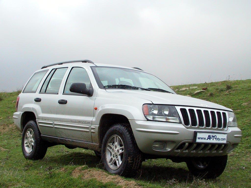 Jeep grand cherokee laredo 27 crd photos reviews news for Jeep grand cherokee laredo motor