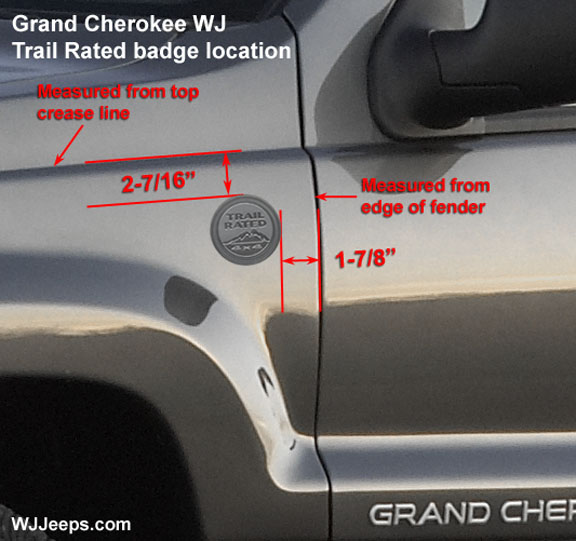 Jeep Grand Cherokee Limited Trail Rated