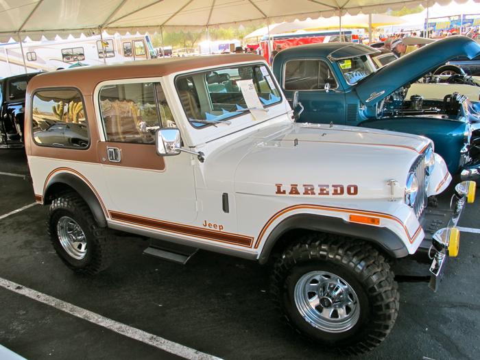laredo roping cj7