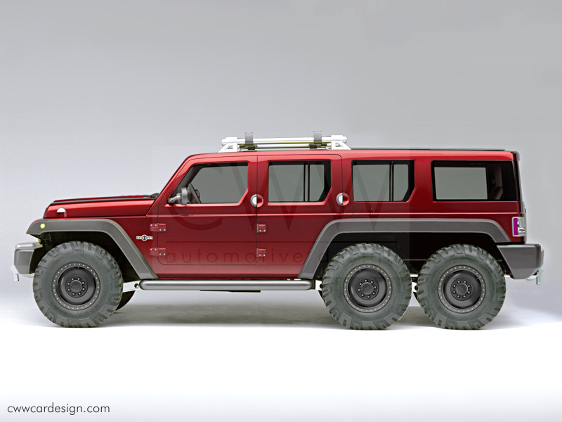 2015 Jeep Willys Specs >> Jeep Rescue: Photos, Reviews, News, Specs, Buy car