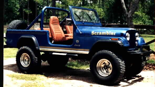 Jeep Scrambler Picture 5 Reviews News Specs Buy Car