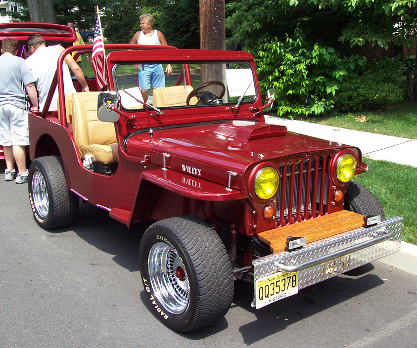Jeep Willys: Photos, Reviews, News, Specs, Buy Car