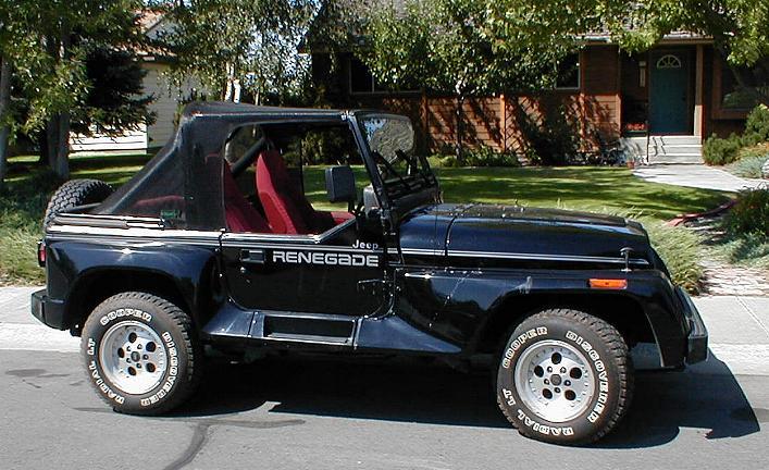 jeep wrangler renegade photos news reviews specs car listings. Black Bedroom Furniture Sets. Home Design Ideas