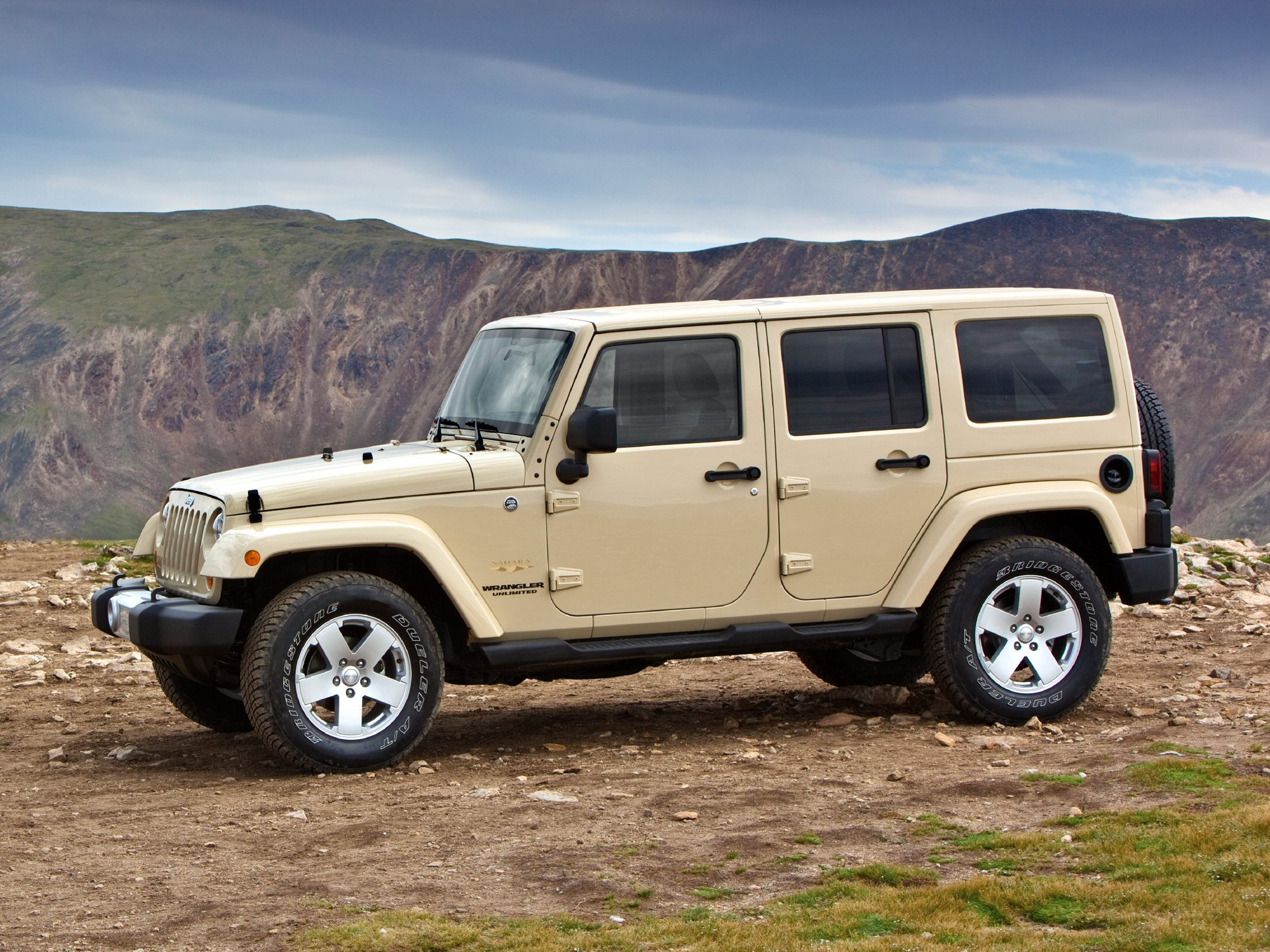 Buy a jeep wrangler unlimited