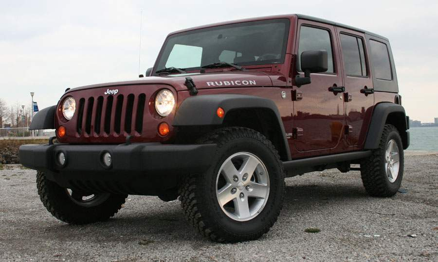 Buy jeep wrangler unlimited rubicon