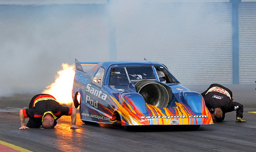 Jet dragster fireforce picture 2 reviews news specs for Jet cars review