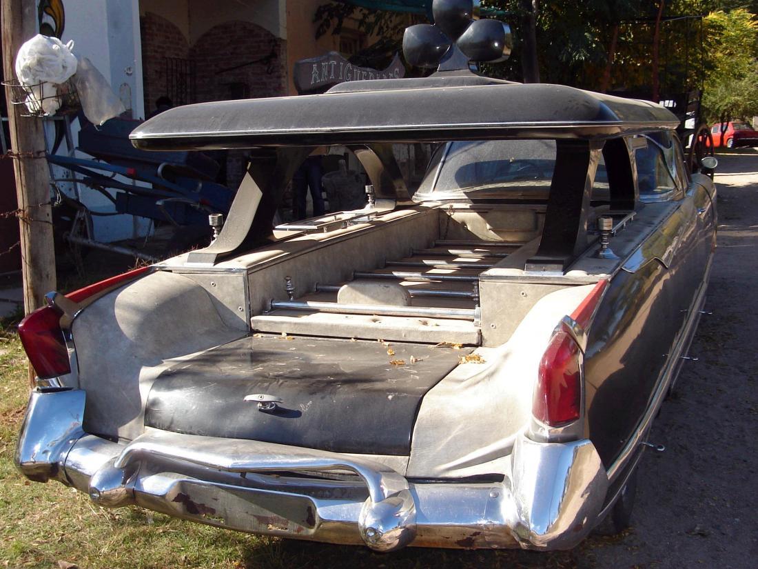 Kaiser Carabela Hearse Car:picture # 2 , reviews, news ...