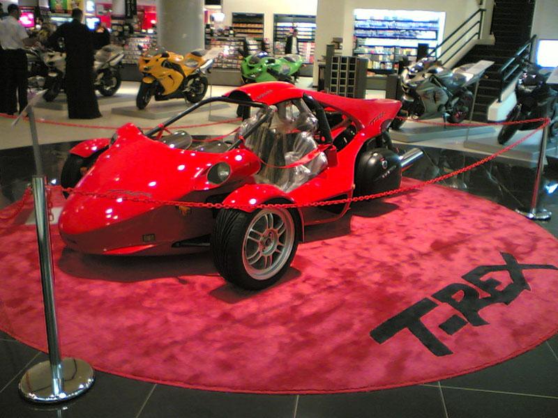 Kawasaki T Rex Photos Reviews News Specs Buy Car