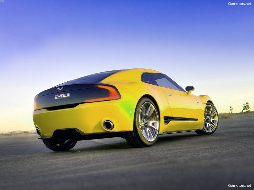 Kia GT4 Stinger Concept 2014 : Photos, Reviews, News ...