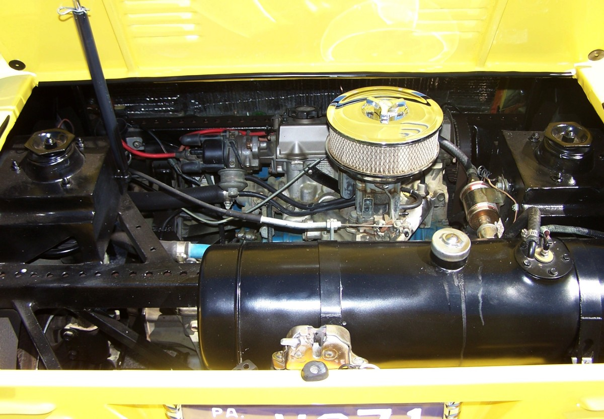 King midget engines