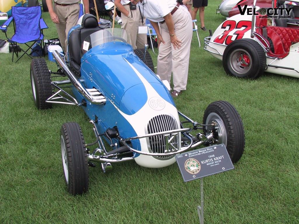 1948 Kurtis Midget Image. Chassis number 271. Photo 13 of 42