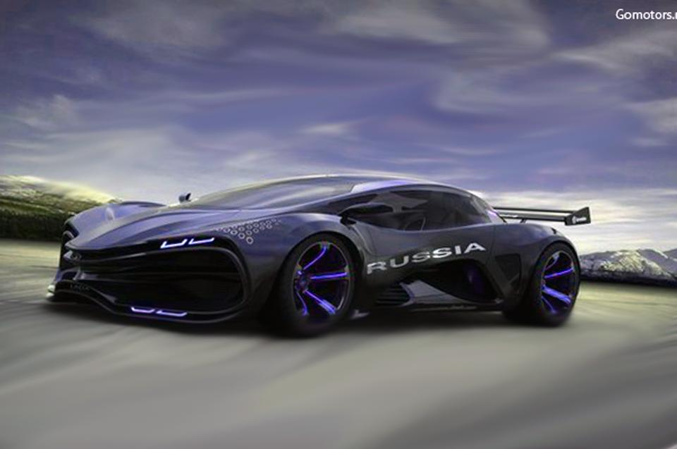 Lada Raven Concept 2013 Photos News Reviews Specs