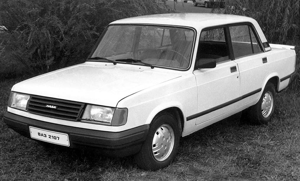 Lada Sportwagen