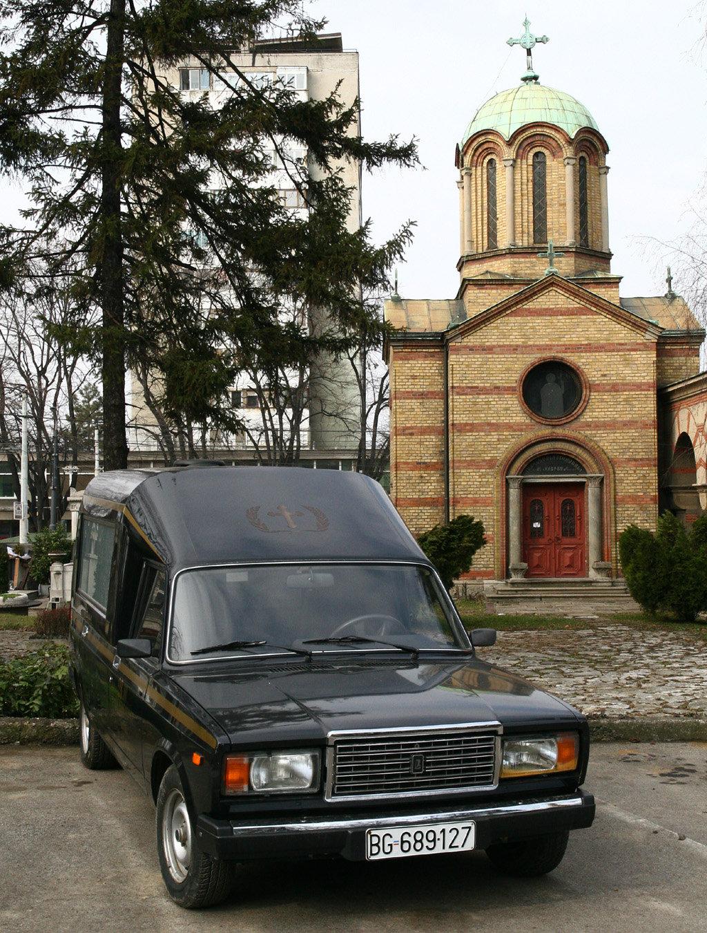 Lada 2107 Funeral Limousine Photos Reviews News Specs