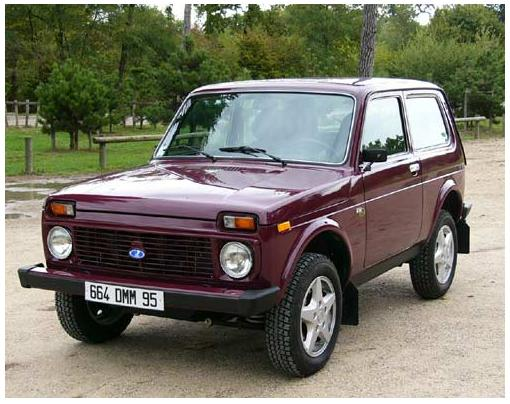 lada niva 17 4x4 picture 1 reviews news specs buy car. Black Bedroom Furniture Sets. Home Design Ideas