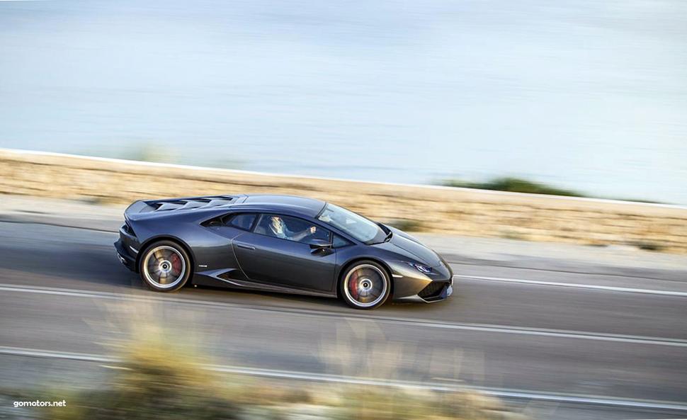 Lamborghini Huracn Technical Specifications Pictures Autos Post
