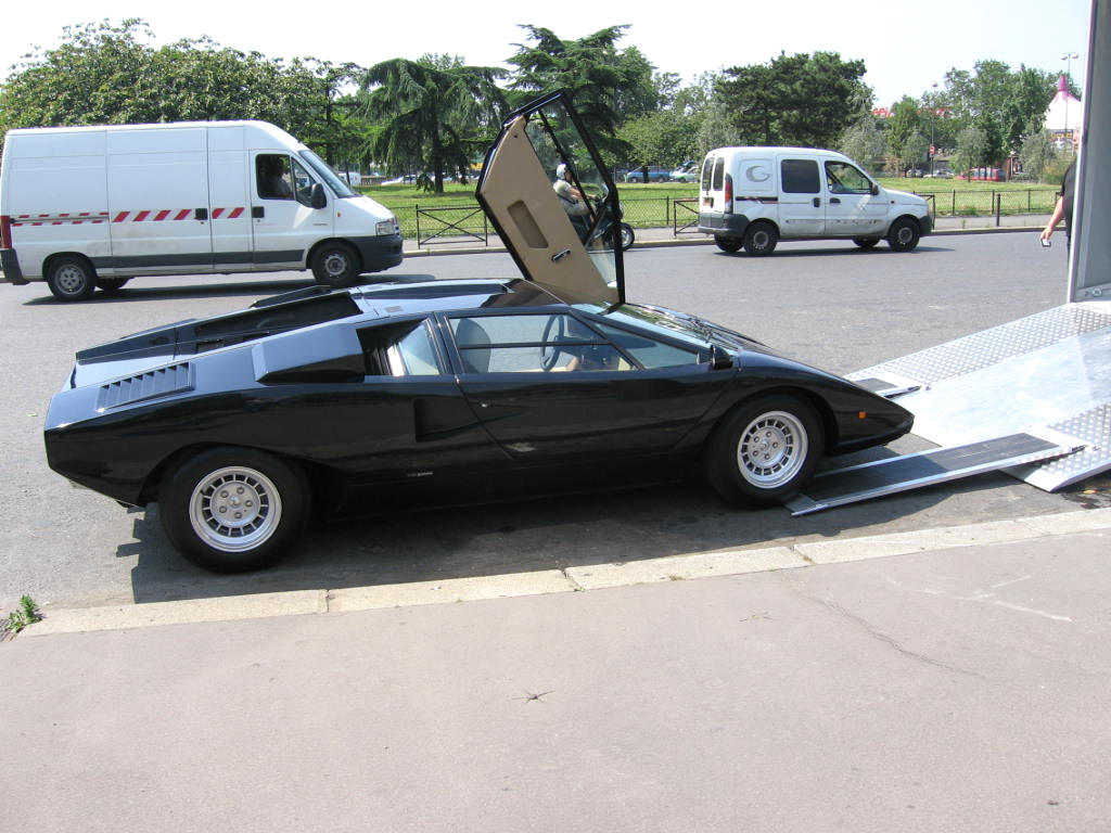Lamborghini Countach Lp 400 Picture 4 Reviews News