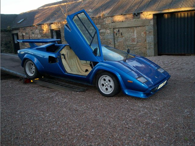 lamborghini countach replica photos reviews news specs. Black Bedroom Furniture Sets. Home Design Ideas