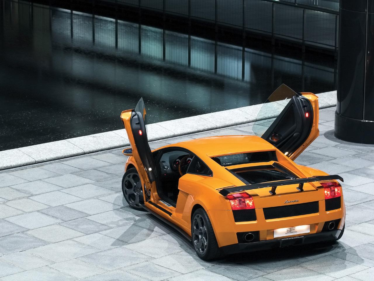 Lamborghini Gallardo Gt Picture 4 Reviews News Specs Buy Car