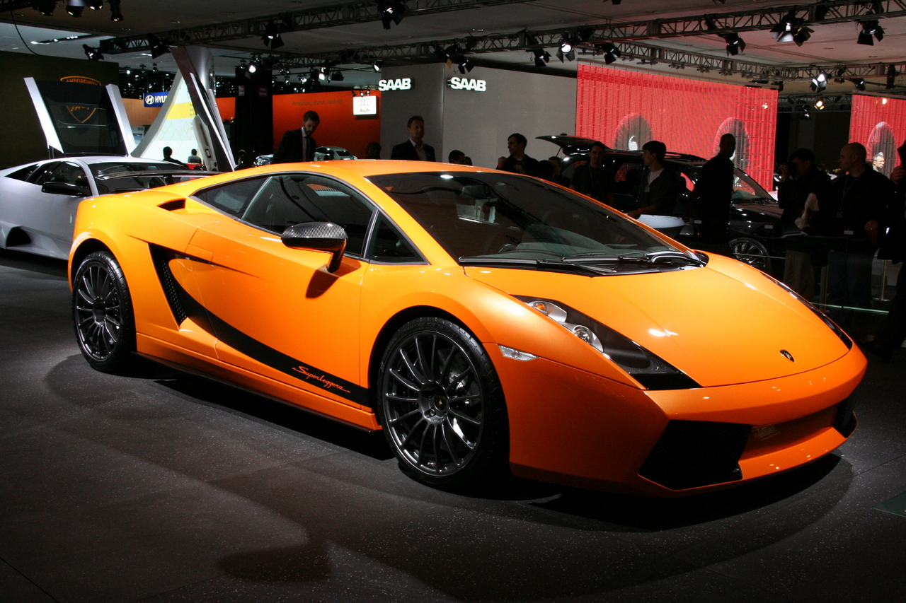 lamborghini gallardo superleggera photos reviews news specs buy car. Black Bedroom Furniture Sets. Home Design Ideas