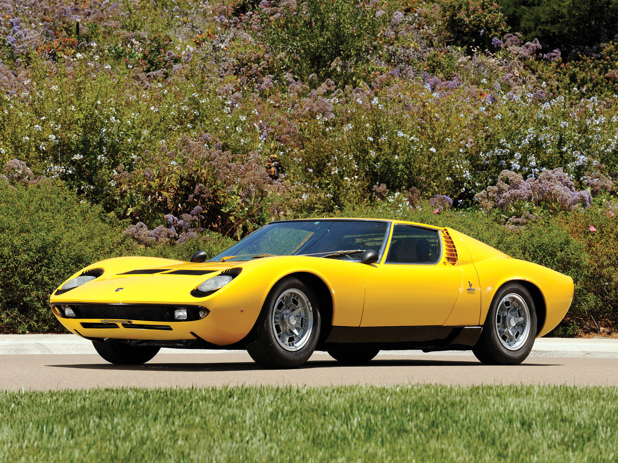 lamborghini miura p 400 s picture 4 reviews news specs buy car. Black Bedroom Furniture Sets. Home Design Ideas