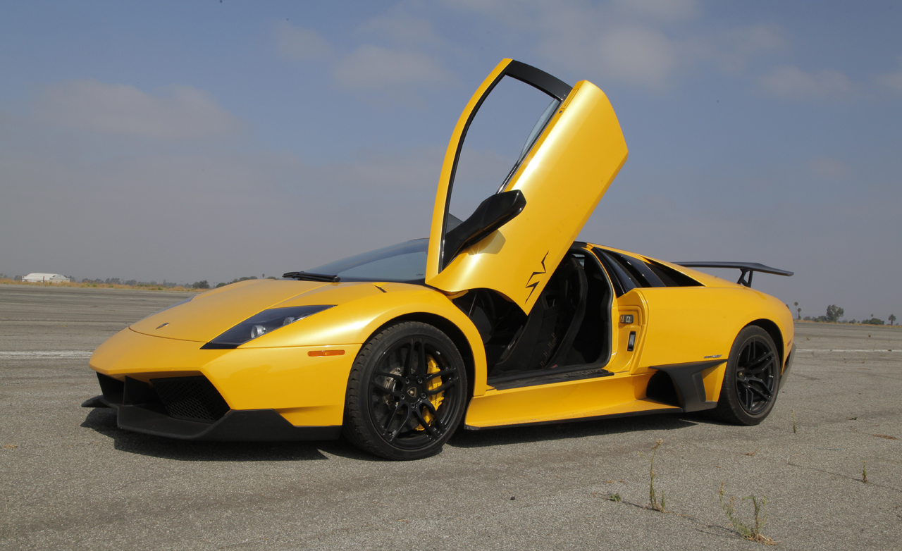 Lamborghini Murcielago Lp670 4 Super Veloce Picture 2