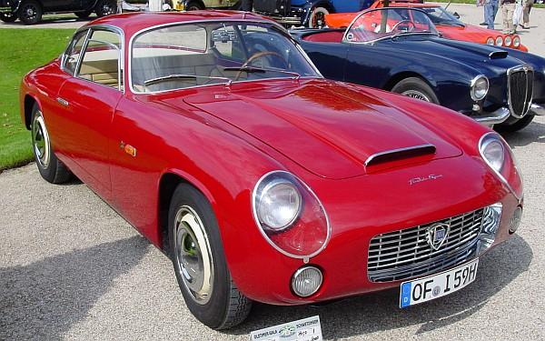 Lancia Flaminia Zagato Sport Lancia
