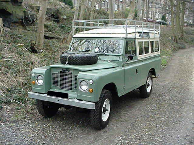 land rover 109 photos reviews news specs buy car. Black Bedroom Furniture Sets. Home Design Ideas