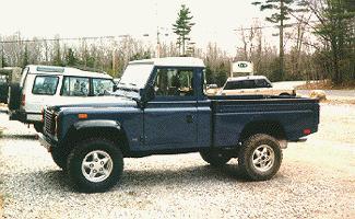 Land Rover Defender 110 Pick Up Photos Reviews News