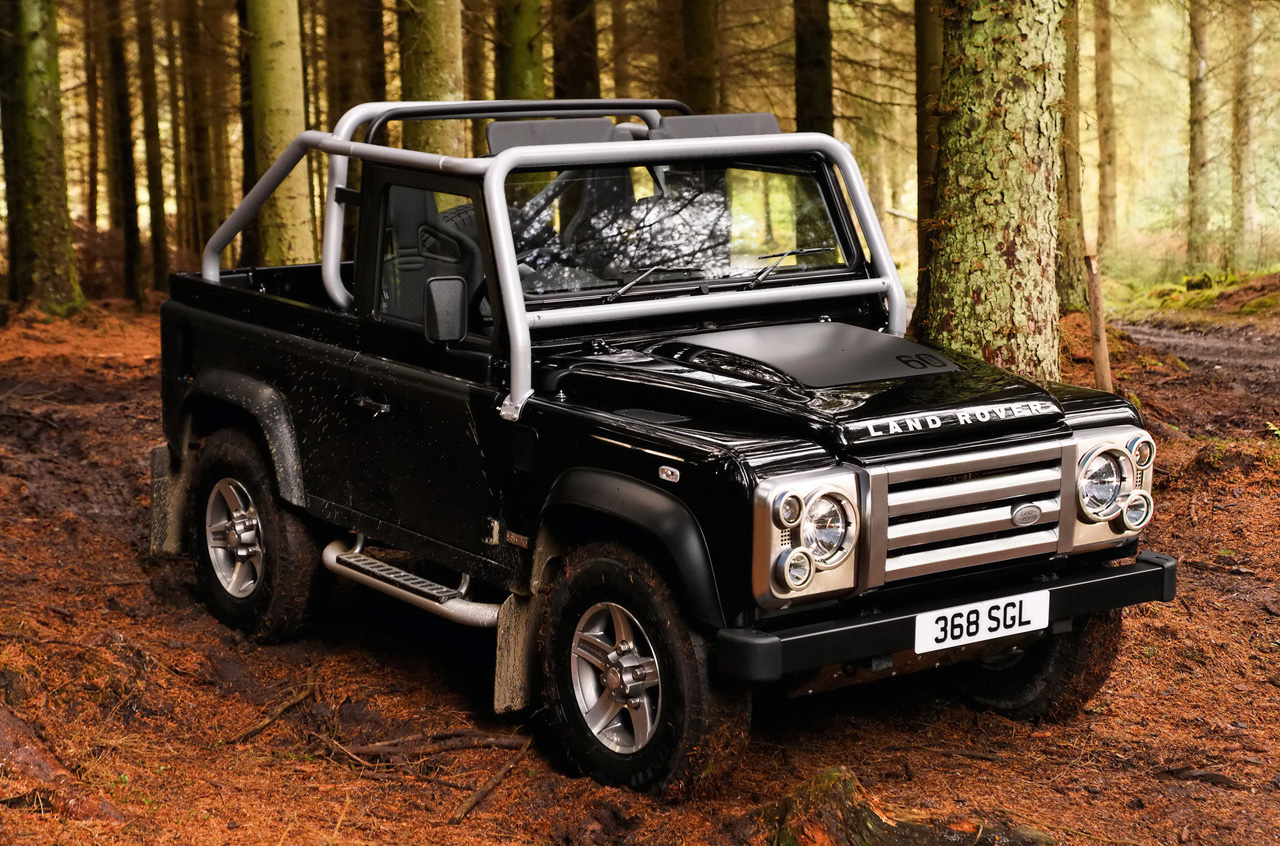 Land Rover Defender 90 SVX Sport Soft Top:picture # 1