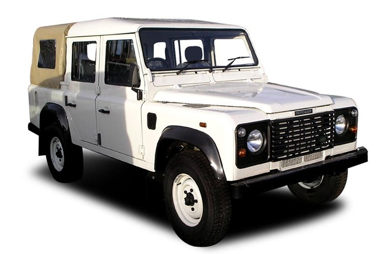 land rover defender cross country photos news reviews specs car listings. Black Bedroom Furniture Sets. Home Design Ideas