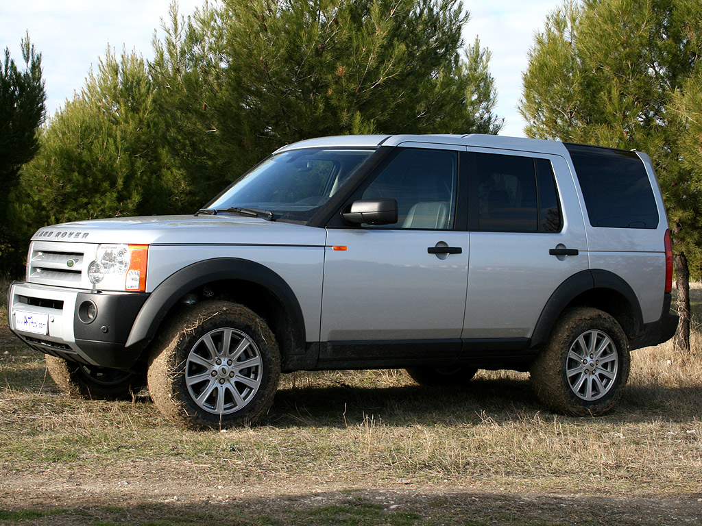 Land rover discovery 3 tdv6 27 hse picture 4 reviews news specs buy car