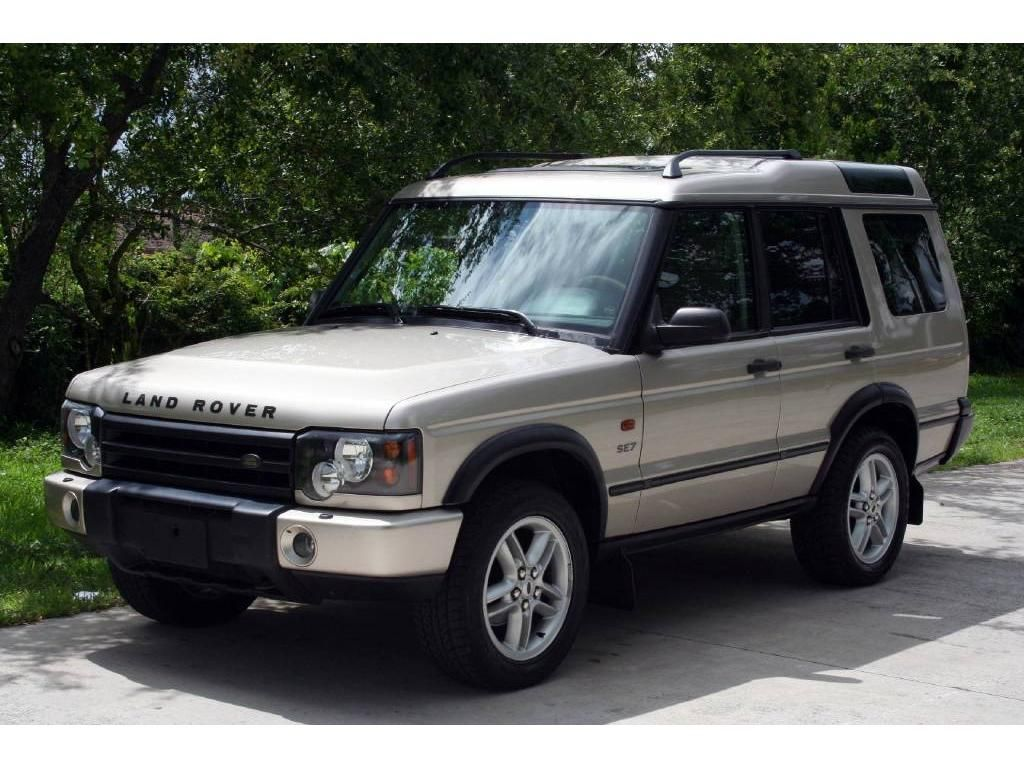 Land Rover Discovery SE V8:picture # 4 , reviews, news, specs, buy