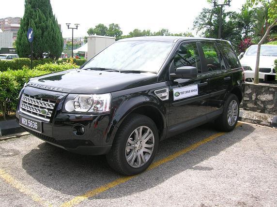 land rover freelander 2 hse td4 picture 5 reviews news specs buy car. Black Bedroom Furniture Sets. Home Design Ideas