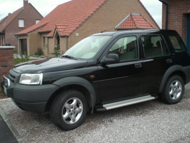 land rover freelander td4 photos news reviews specs car listings. Black Bedroom Furniture Sets. Home Design Ideas