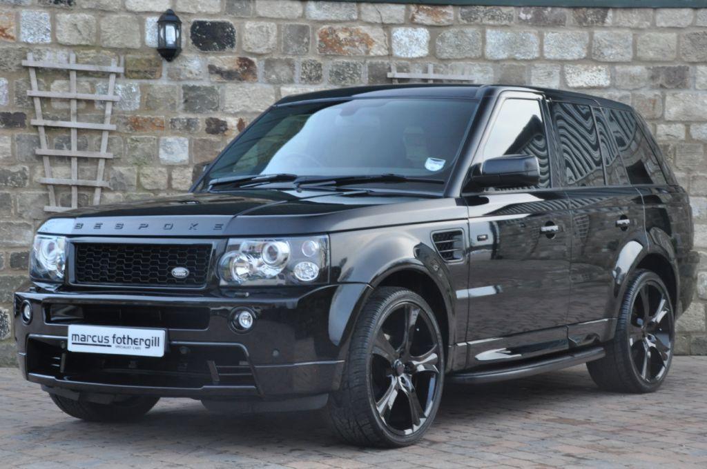 land rover range rover hse sport td v6 picture 1 reviews news specs buy car. Black Bedroom Furniture Sets. Home Design Ideas