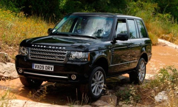 Land Rover Range Rover HSE Supercharged