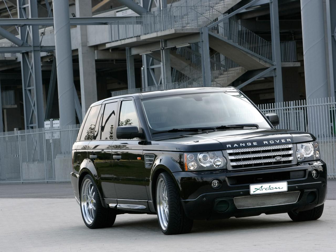 Land Rover Range Rover Sport Photos News Reviews