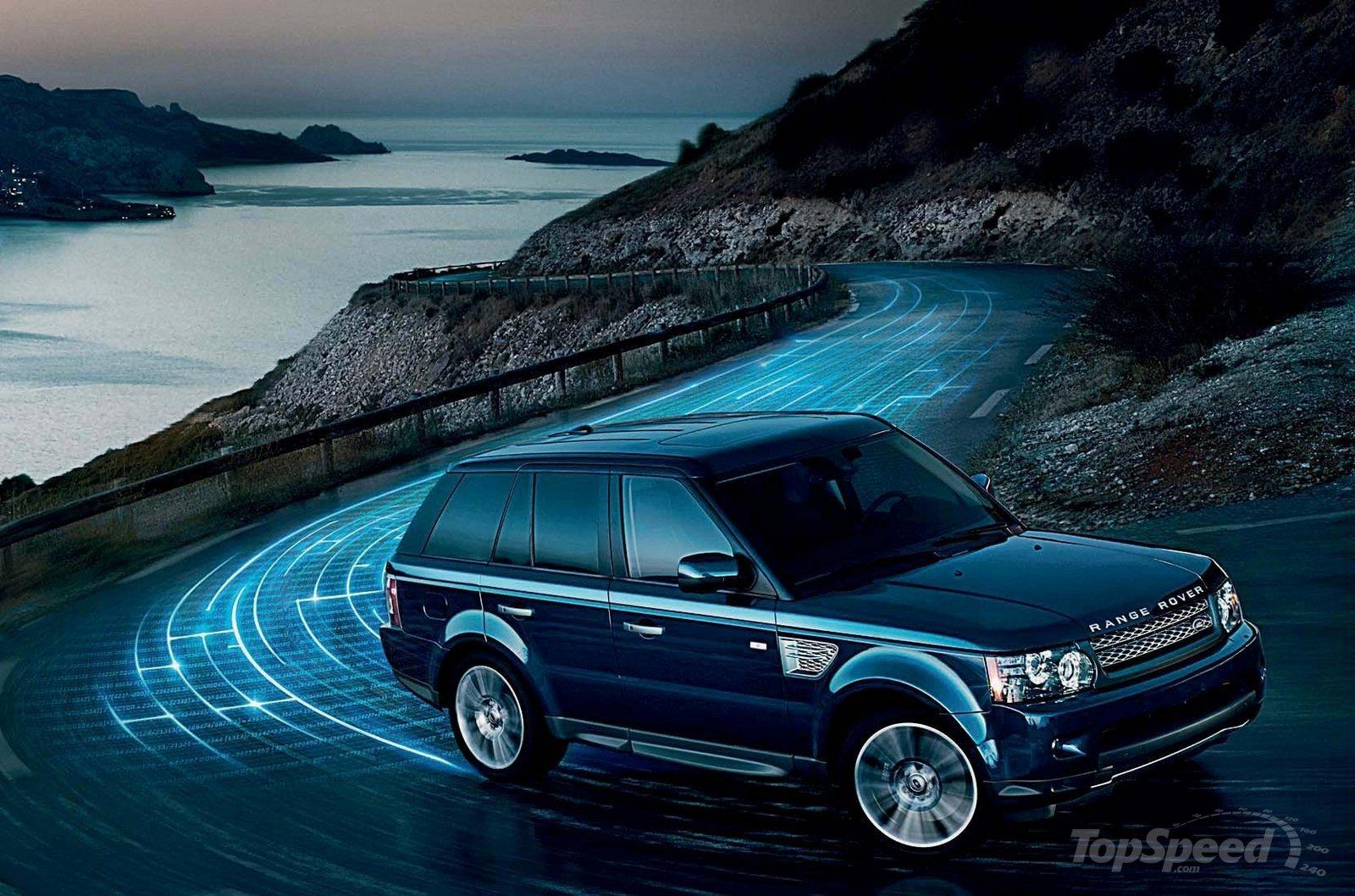 Land Rover Range Rover Sport TDV8 Land Rover