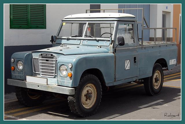 Reliquias Del Automovil Land Y Range Rover