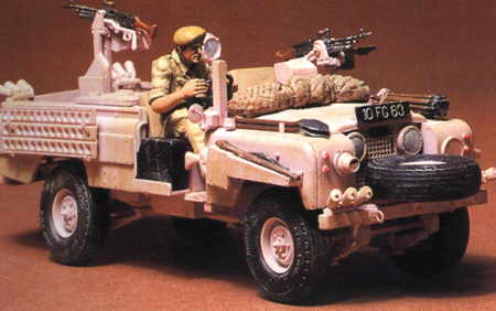 Land Rover Sas Pink Panther Picture 3 Reviews News