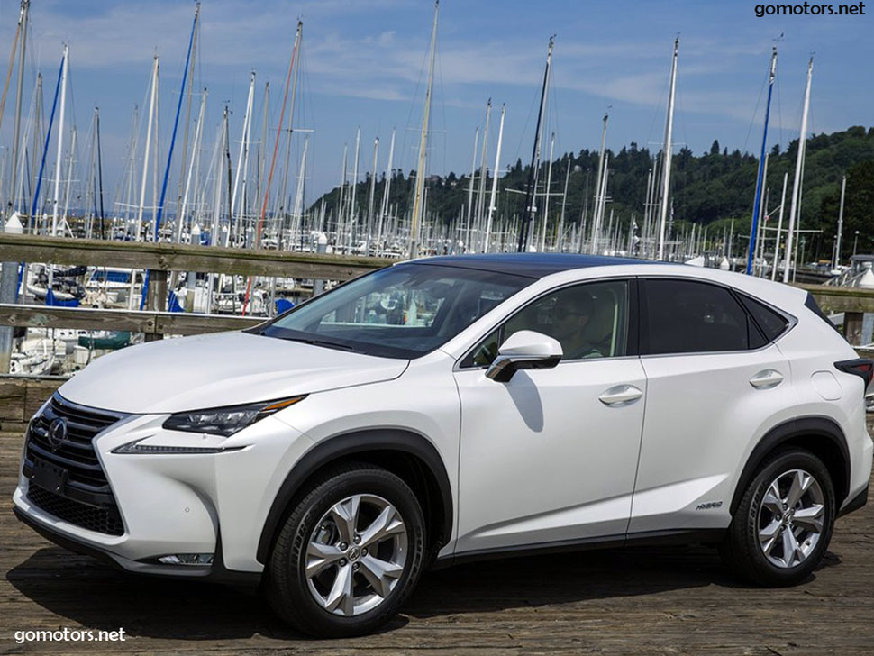 Lastest 2015 Lexus NX 200t Photos Reviews News Specs Buy Car
