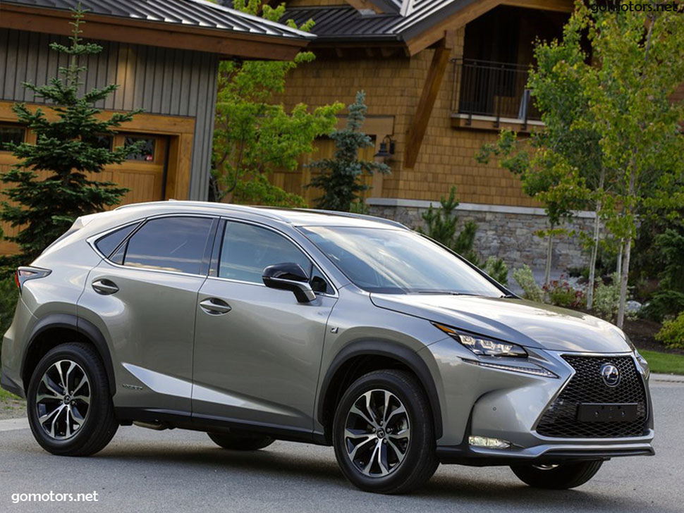 Lastest 2015 Lexus NX 200tpicture  6  Reviews News Specs Buy Car